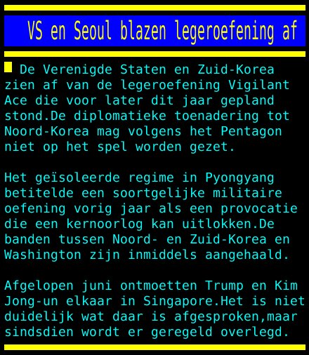 test Twitter Media - VS en Seoul blazen legeroefening af https://t.co/h1rKiCJsvD