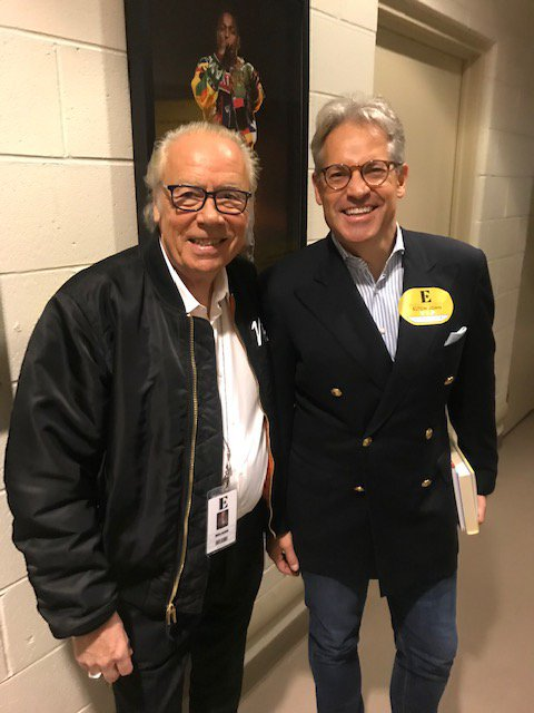 test Twitter Media - With Elton's legendary drummer (since 1970) Nigel Olsson. Thank you, Matt Bissonette, for one of the most extraordinary evenings of my life. https://t.co/c1jXLJbVwX