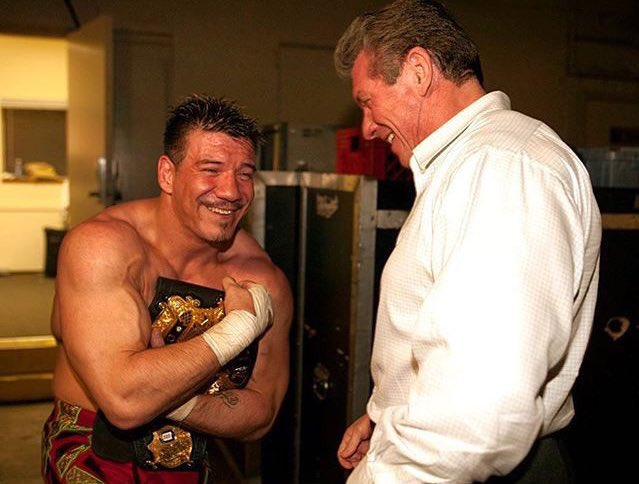 Happy birthday Eddie Guerrero. Thanks so much for your awesome work, Rest In Peace.