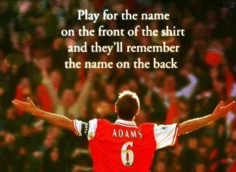 Happy Birthday, Tony Adams!
