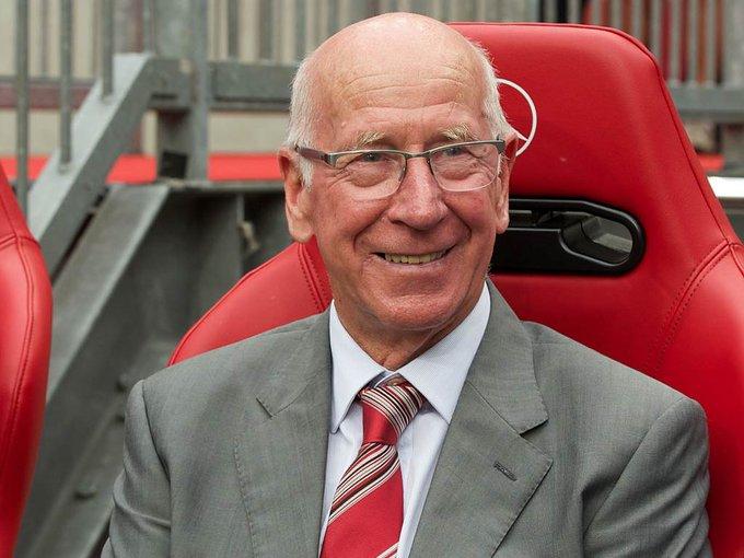 Happy birthday Sir Bobby Charlton.