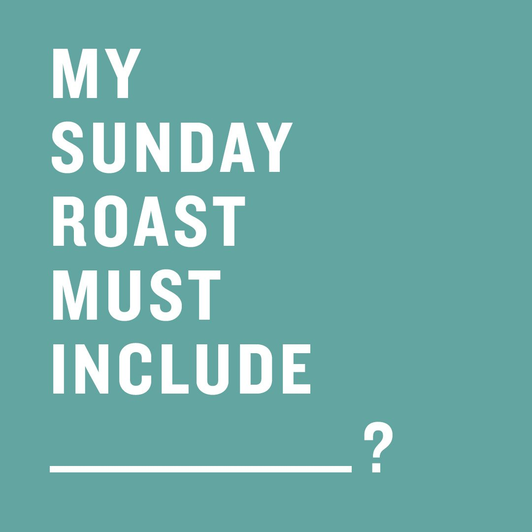 Mmmm #SundayRoast... https://t.co/qc1171Q6TH