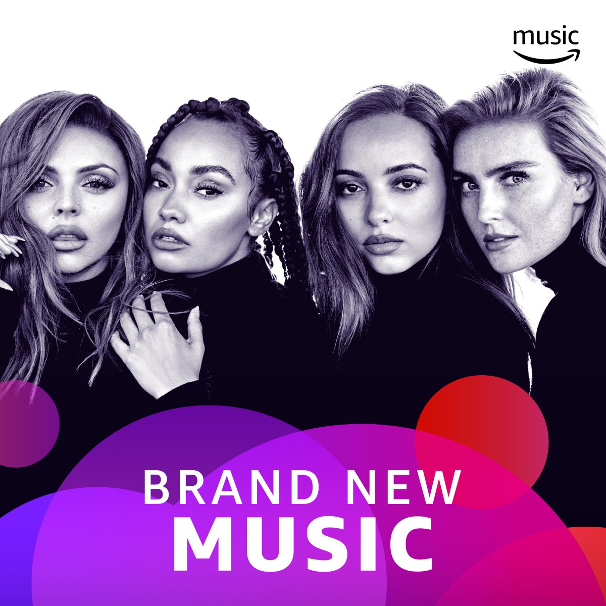 RT @LittleMix: Thanks for all the love on #WomanLikeMe today @AmazonMusic & @AmazonMusicUK ???? https://t.co/w76EwpDSa9 https://t.co/JEUmG0ogpm