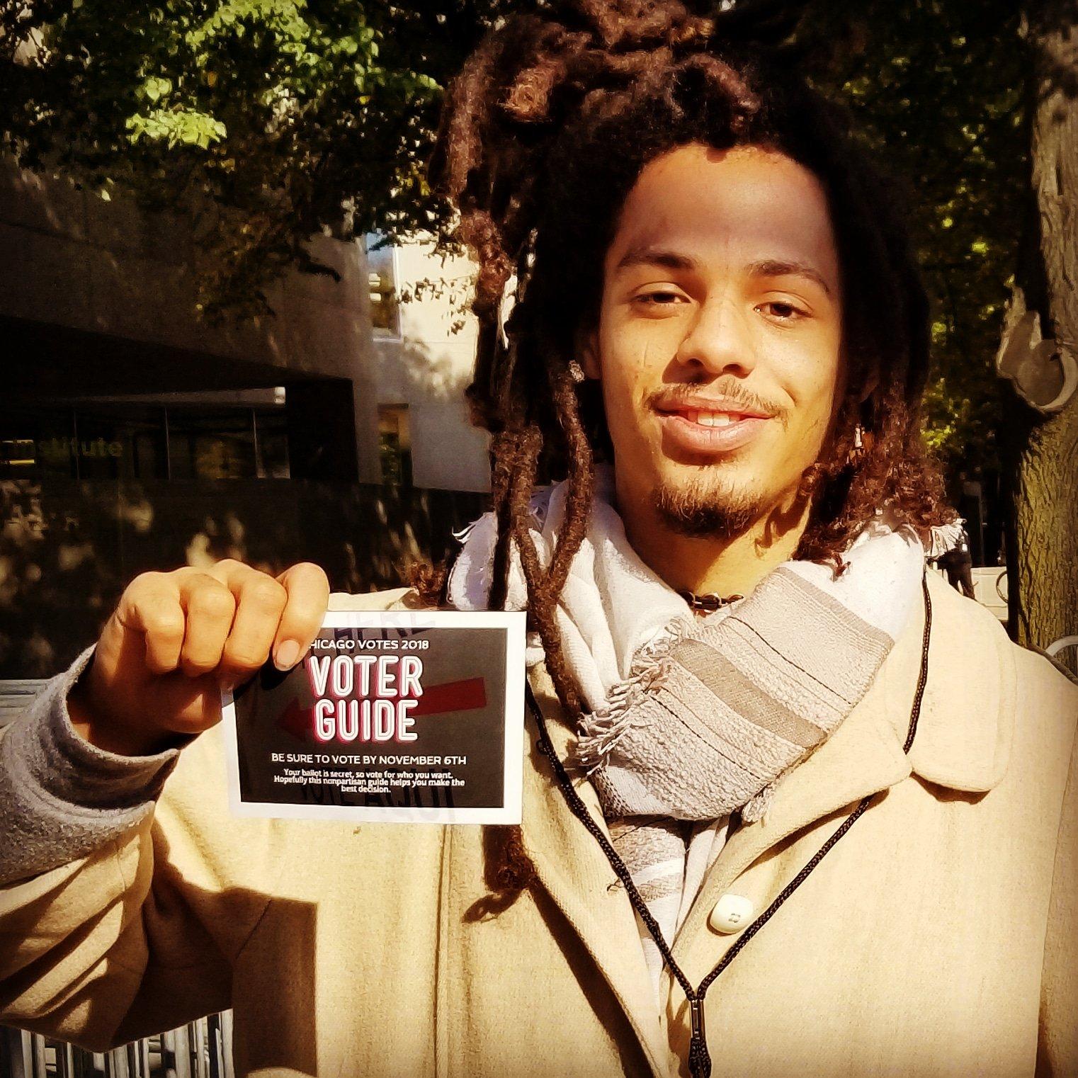 Обложка Youth Vote