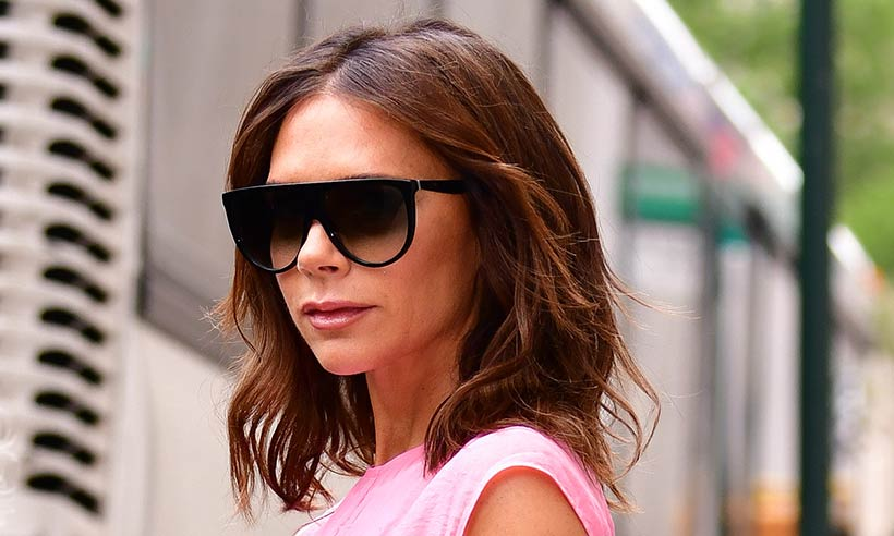Is this Victoria Beckham's edgiest fashion shoot EVER?