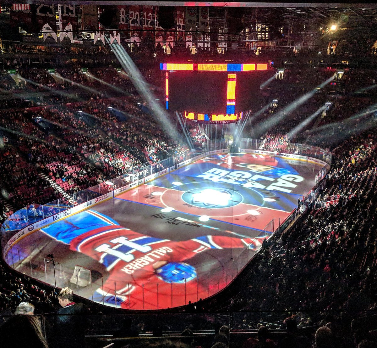 test Twitter Media - RT @Mychasiw: #Habs in game presentation 🔥🔥🔥 https://t.co/d64tZ2ZxEE