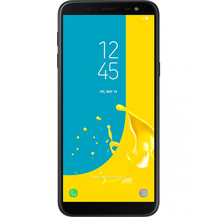 A new 2018 model the Samsung Galaxy J6 is a sleek phone with many great...