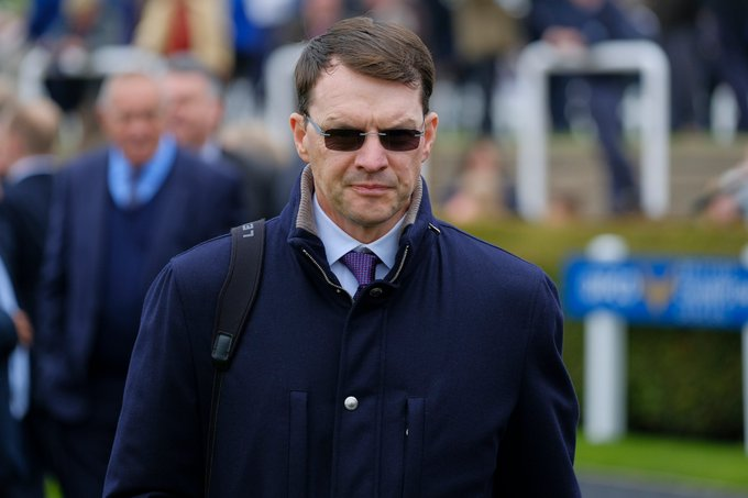 Happy Birthday to the master. Aidan O\Brien is 49 today!