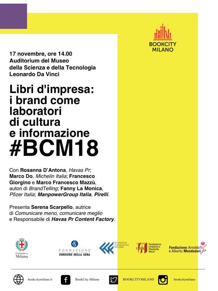 #BCM18