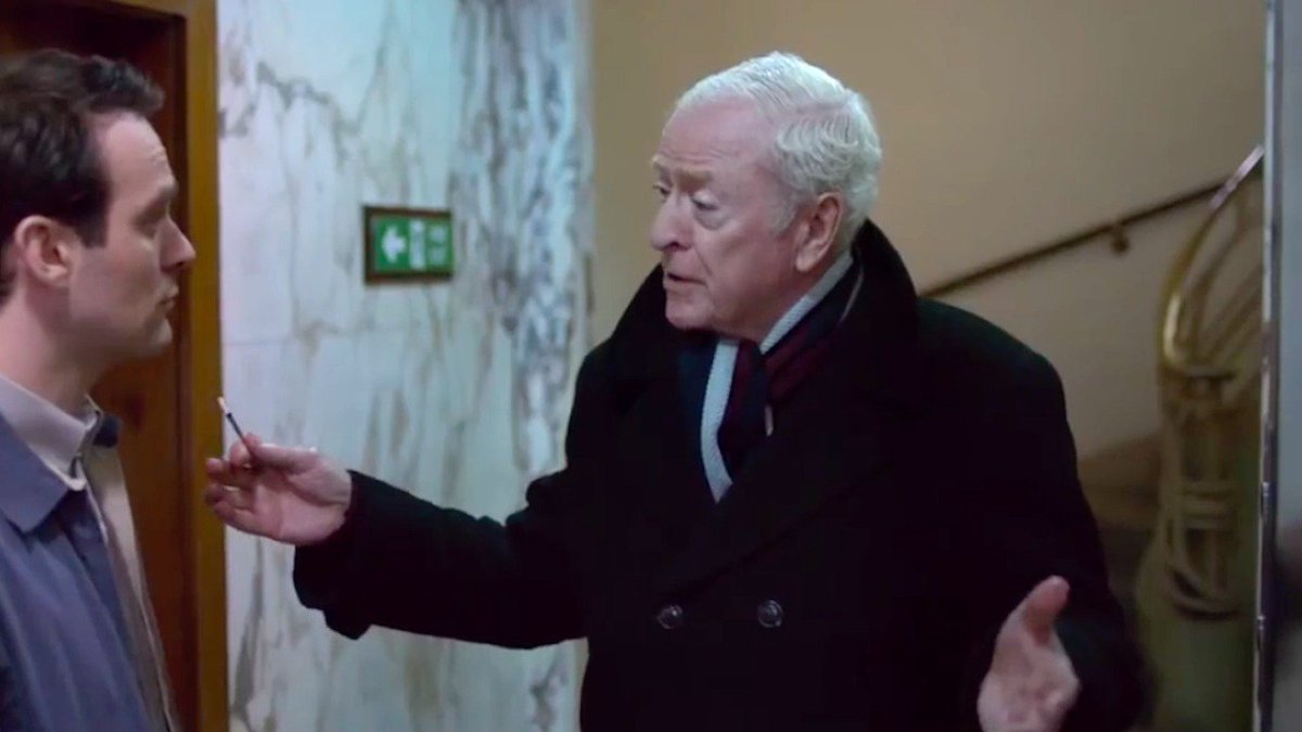 Saban Films picks up 'King of Thieves' starring Michael Caine, Jim Broadbent