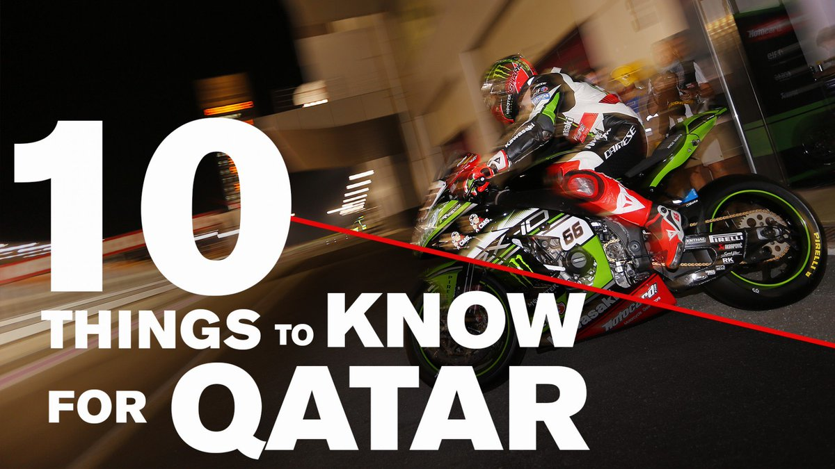 test Twitter Media - 1️⃣ 0️⃣things you need to know before the Pirelli Qatar Round   Prepare for the season finale with our facts and stats  #QatarWorldSBK 🇶🇦   📰PREVIEW | #WorldSBK https://t.co/KUenCe7V7x https://t.co/HFsW1rts7r