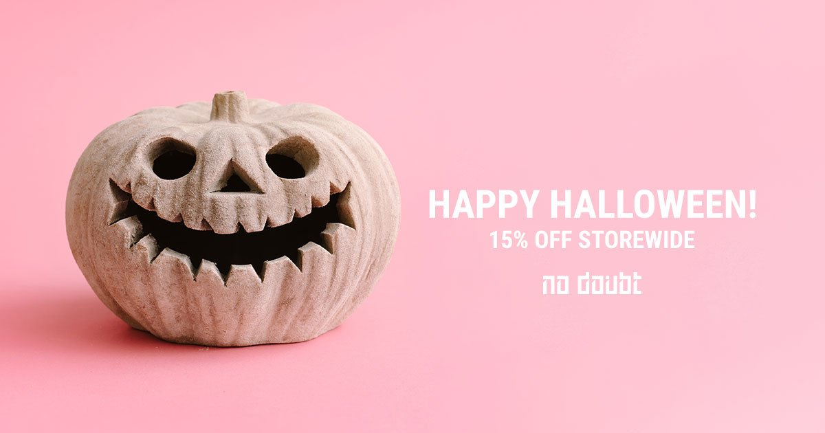 Only 2 days left to get 15% off storewide for #Halloween! https://t.co/dPPUFXEt4G https://t.co/ZrqUgxqodG