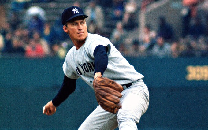 Happy birthday to Mel Stottlemyre!