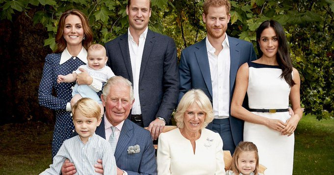 Official Prince Charles birthday photos show relaxed and happy royal family