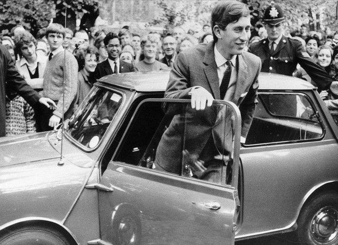 Happy Birthday Prince Charles.Always had good taste in cars.