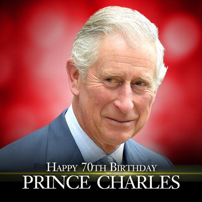 Happy Birthday to Prince Charles!
