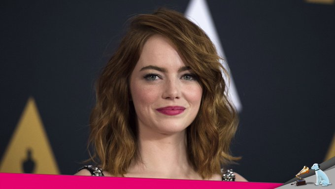 Happy 30th Birthday Emma Stone!