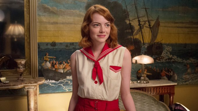 "Happy Birthday To My Darling, To The Queen of My Hearth, To The Beautiful ""EMMA STONE\"""