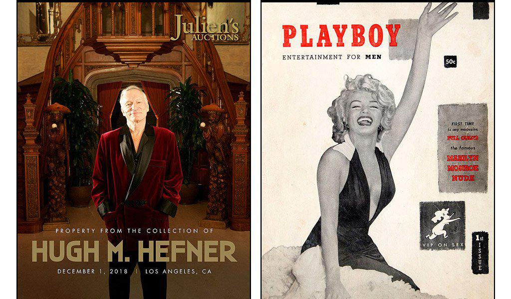 Want A Piece of #HughHefner's Life? It's On Auction On Nov. 30 4nUdYho6Ct