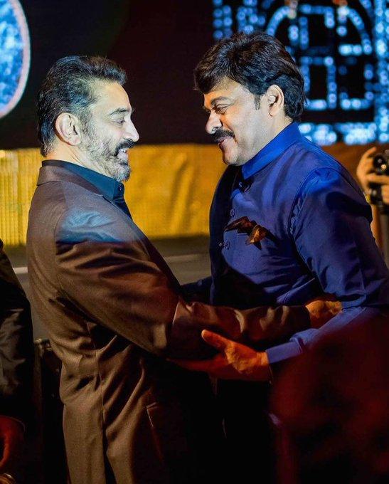 Wishing Kamal Haasan Garu Happy Birthday.