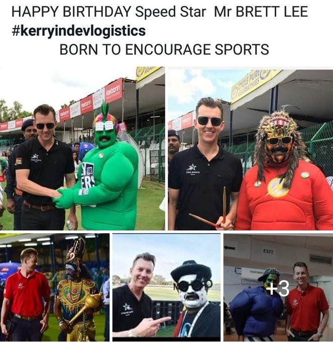 HAPPY BIRTHDAY LEGEND Mr BRETT LEE