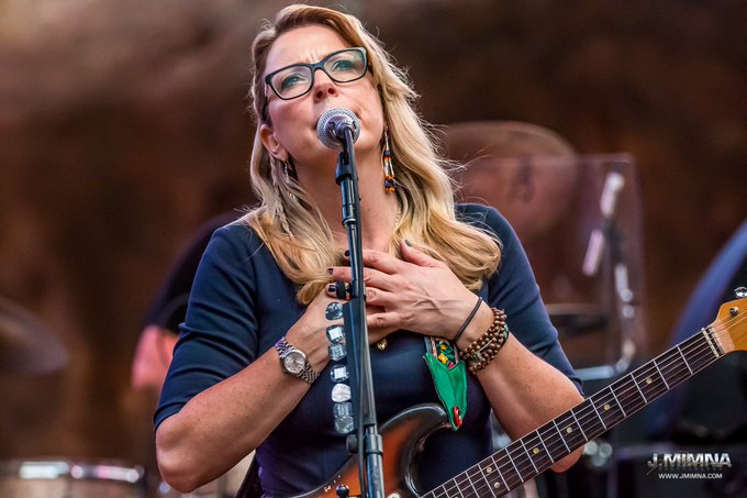 Happy Birthday to Susan Tedeschi!