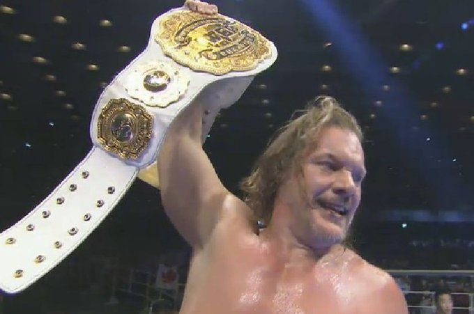 Happy Birthday to the REAL Best In The World Chris Jericho!
