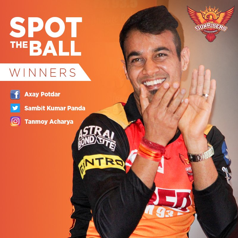 Congratulations to the winners of the #SpotTheBall #Contest! Kindly DM us your details to claim your prizes. https://t.co/OJsQbBJKjv