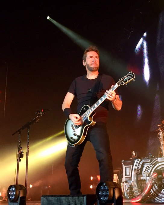 Happy Birthday to the one and only Chad Kroeger