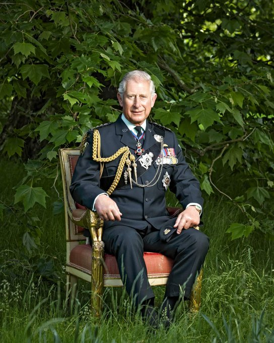 Happy 70th Birthday to HRH Prince Charles, today