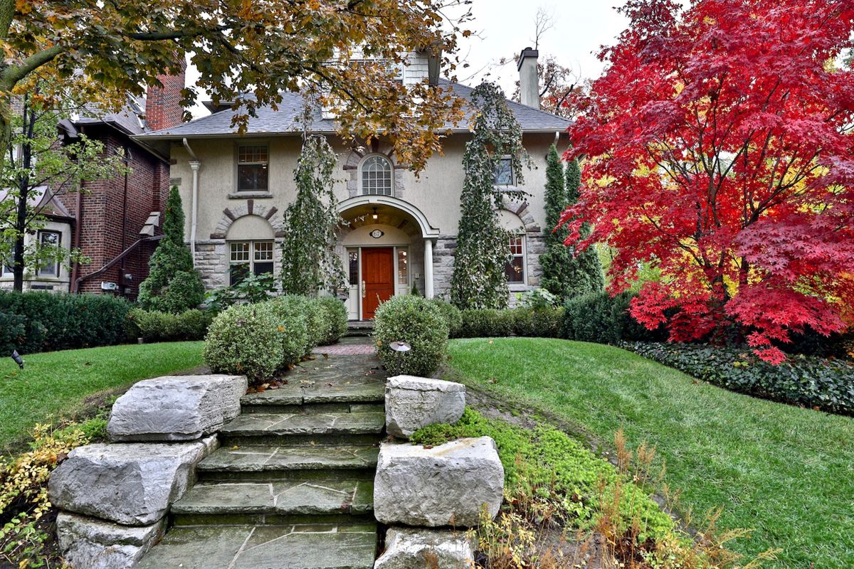 Home of the Week: A Toronto vista that proclaimed 'this is it'