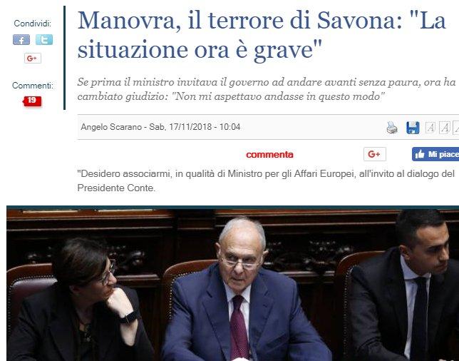 #Savona