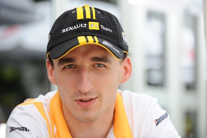 Happy Birthday Robert Kubica, you absolute legend!
