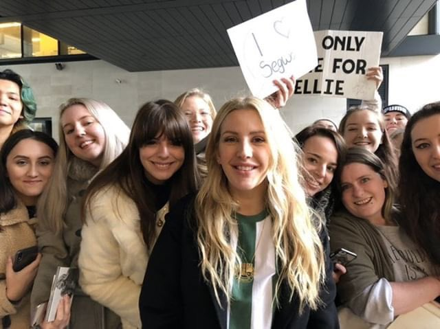 RT @marialauraDL: Soooo this happened! 2 times in 1 week. ????????@elliegoulding https://t.co/24QrP8dpXs