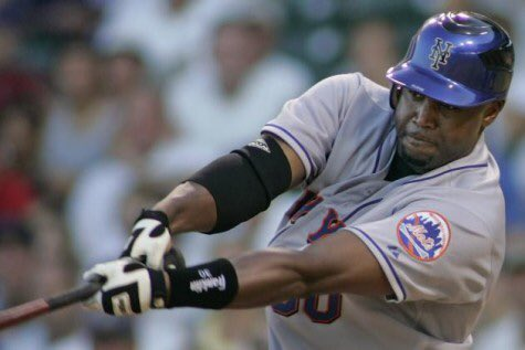 Happy Birthday, Cliff Floyd! The former OF turns 46 today: