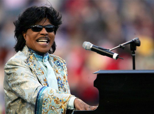 A Big BOSS Happy Birthday today to Little Richard from all of us at The Boss!