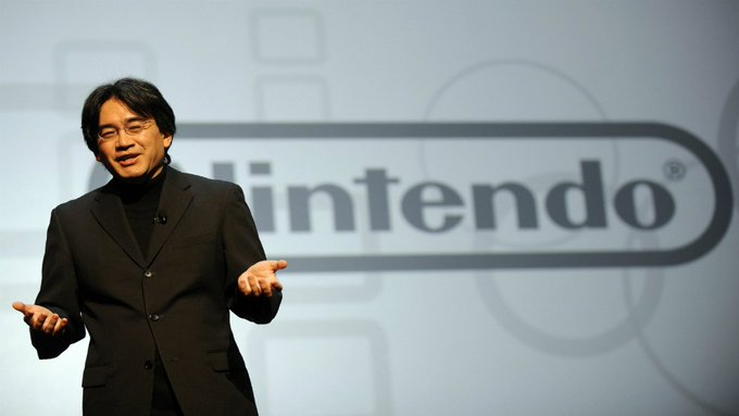 Happy birthday, Satoru Iwata! You were truly the best.