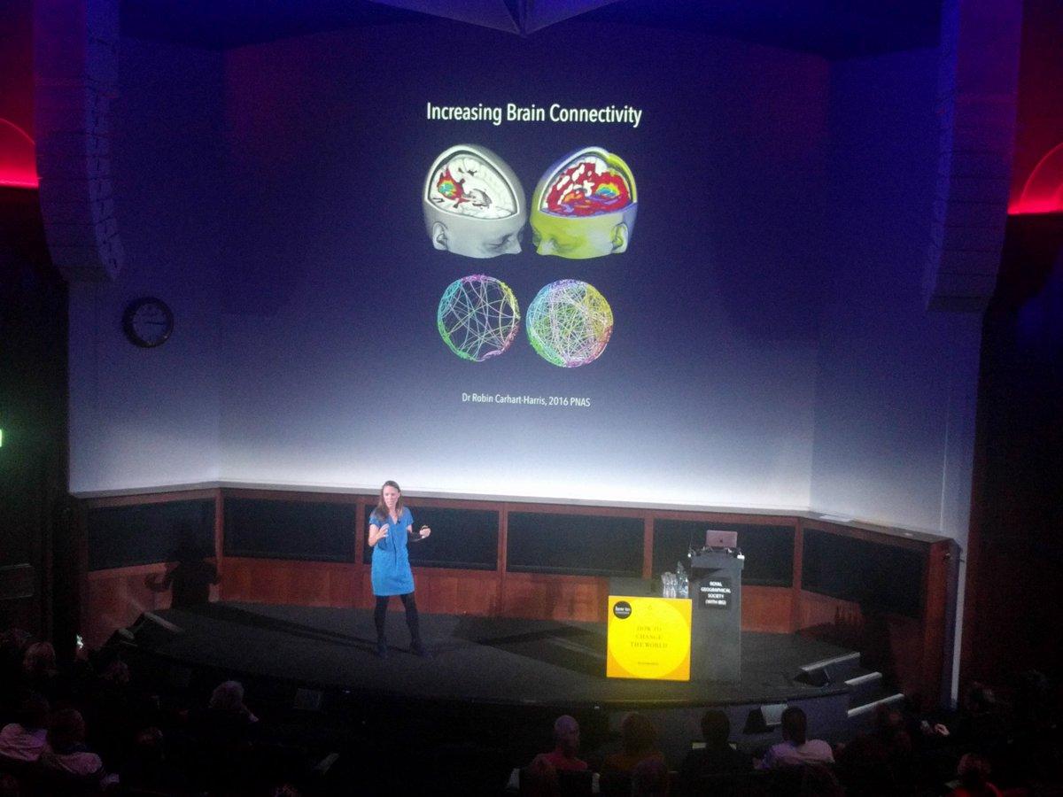 test Twitter Media - Your brain on a little LSD. @HanCritchlow #ChangeTheWorld https://t.co/ueAAldmE9A