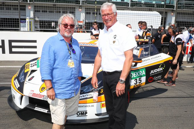 Happy 70th birthday to team owner Keke Rosberg!