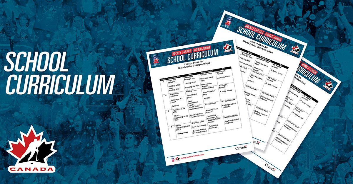 test Twitter Media - Teachers! With the #WorldJuniors right around the corner, get students excited about this annual hockey tradition with free lesson plans from the Hockey Canada School Program. https://t.co/kdQsBbsOAl https://t.co/7fOBhkuYGZ