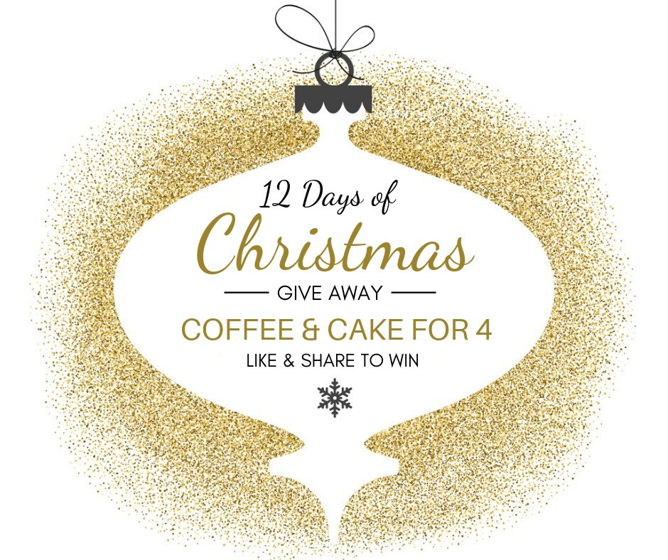 test Twitter Media - On the first day of Christmas…. we're giving you the chance to win Coffee and a Cake for 4!✨  HOW TO ENTER: 1. Like this post & page 2. Retweet  Ends 23.59 GMT today, and the winner will be announced on this post tomorrow. (Also running on Facebook). https://t.co/46hAcxSj0c