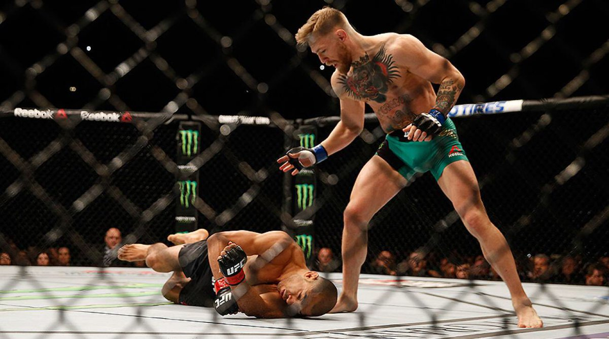 RT @kurtlee35: December 12th, 2015. They called the Irishman a joker.. 13 seconds is all it took ???? @TheNotoriousMMA https://t.co/CCOEv2b8es