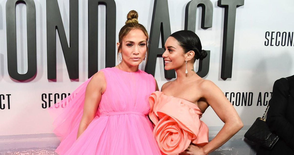 Vanessa Hudgens on Working With J.Lo: She Has a 'Crazy Aura About Her'