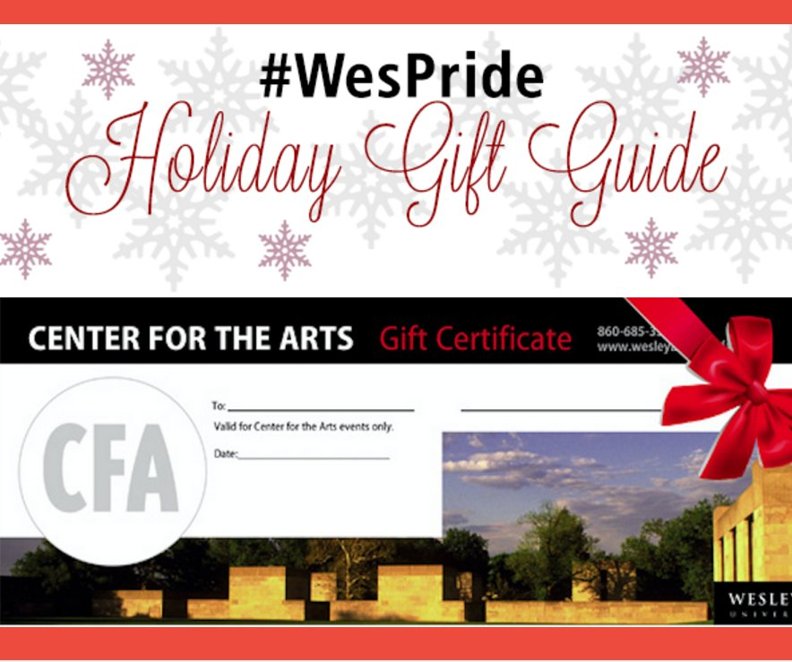 test Twitter Media - For the art, performance, or theater lover in your life: give the gift of a @WesCFA gift certificate this holiday season 🎨💃🎭 Available online: https://t.co/bFymaxw6lP https://t.co/CzodklCax4
