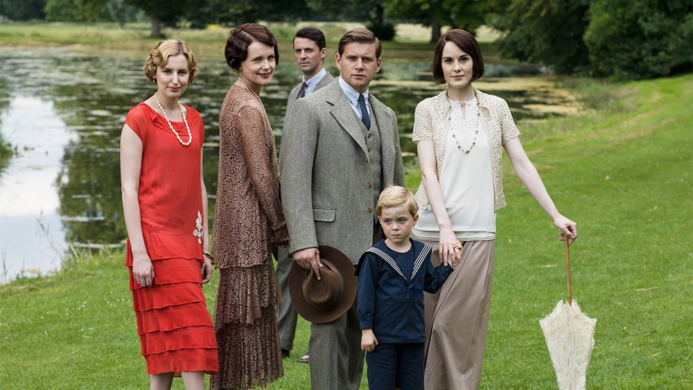 Watch the first DowntonAbbey movie teaser trailer