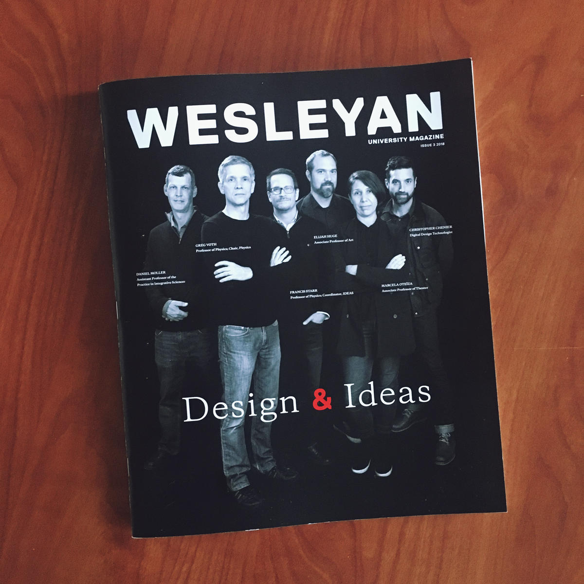 test Twitter Media - The latest issue of Wesleyan Magazine has shipped! You can also enjoy it digitally – with bonus online-only content – here: https://t.co/wou3vgnhYB https://t.co/YMfHRAQM2K