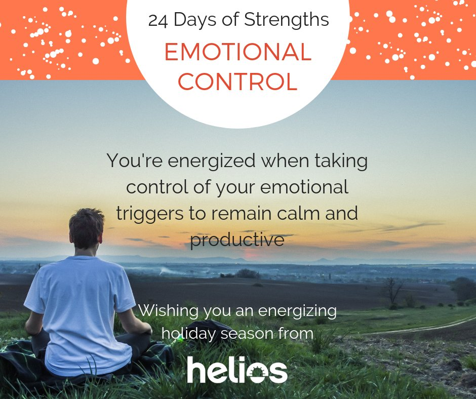 test Twitter Media - Stretch your strength of emotional control by seeking out activities in the workplace that require someone to remain collected in difficult circumstances. This can look like dealing with difficult customers or emergencies. #24DaysOfStrengths https://t.co/LX1064BdBc