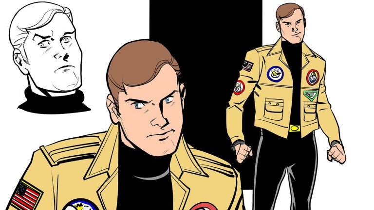 'Six Million Dollar Man' revived as comic book