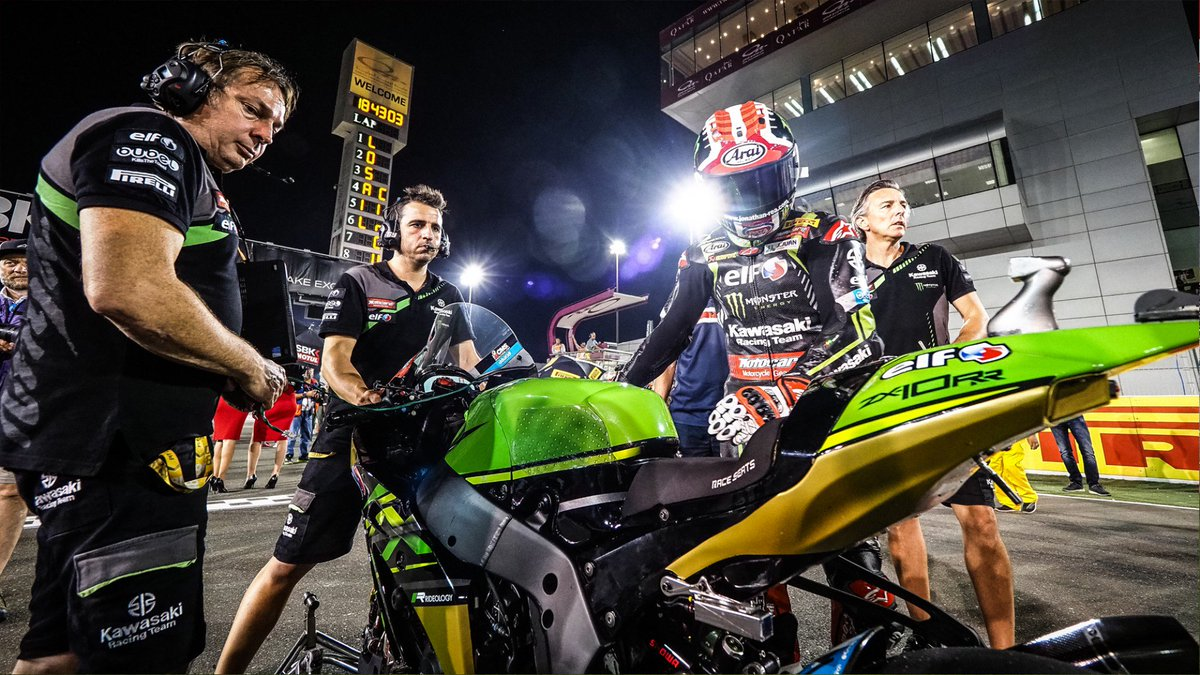 test Twitter Media - Dramatic season finale offered in Qatar for #WorldSBK  Title decider and race cancelled in the desert    📃| #WorldSBK  https://t.co/sf41MTspRS https://t.co/U68kSDms8H