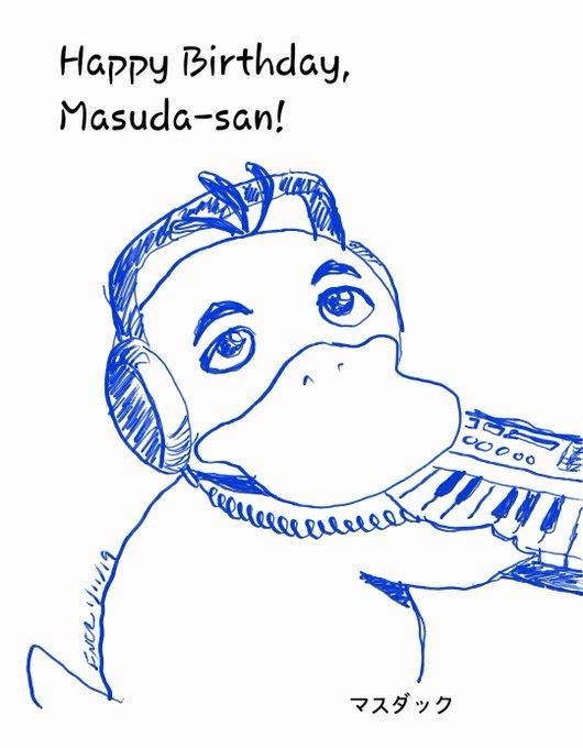Happy Birthday, Masuda-san!              !